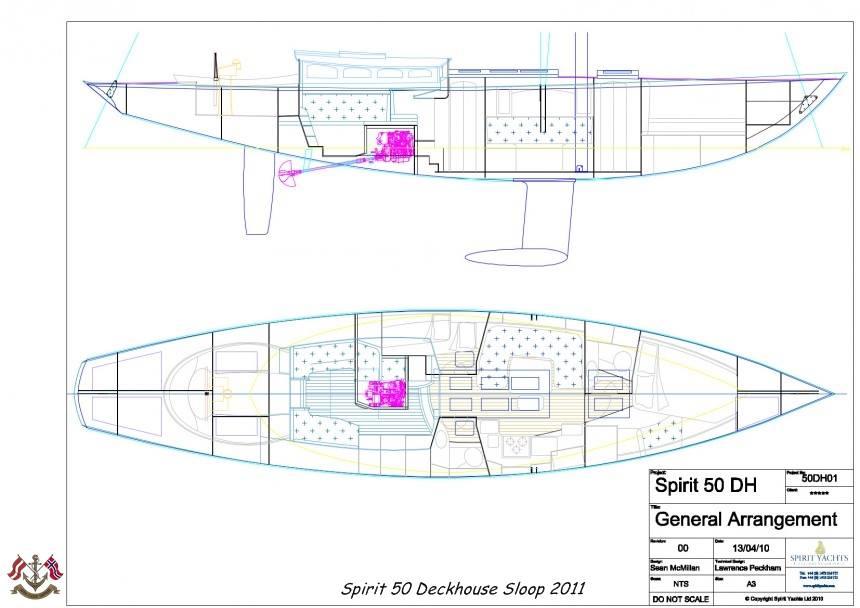 Spirit 50 Deckhouse 26