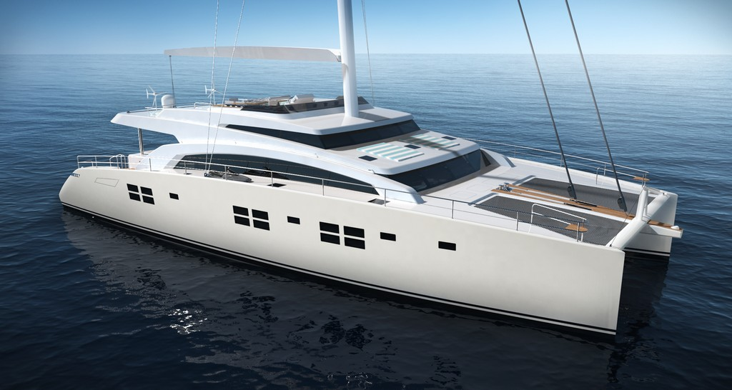 Sunreef 88 Double Deck 01