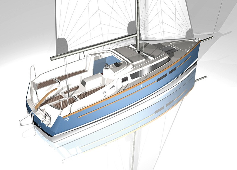 Swallow Yachts Coast 250 01