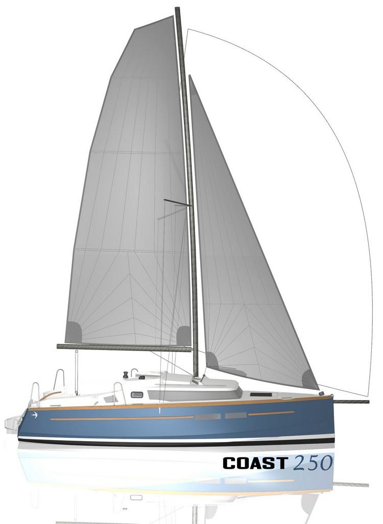 Swallow Yachts Coast 250 05