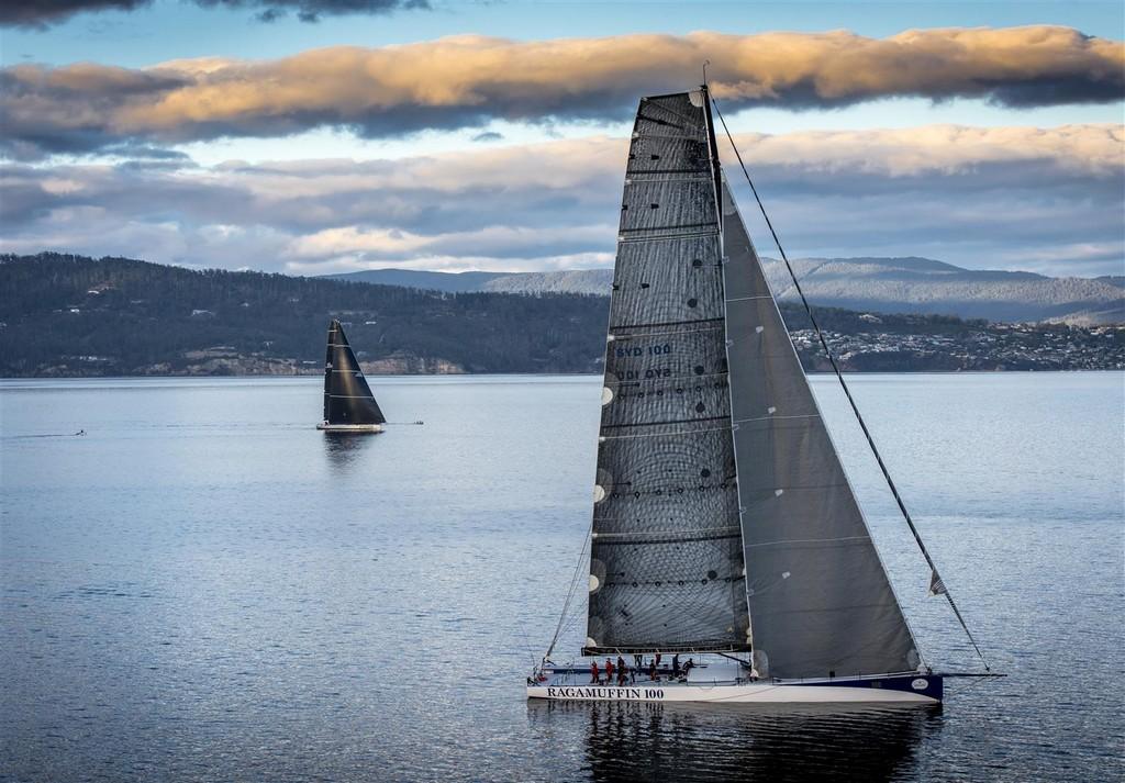 Sydney Hobart Race 2015 arrivi 08