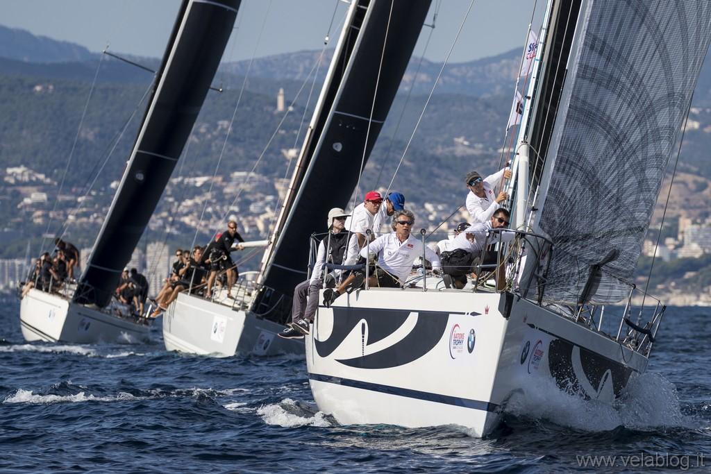 Porron Ix, Sail n: ESP10222, Nat: ESP, Owner: Luis Senis Segarra, Class: Swan 45