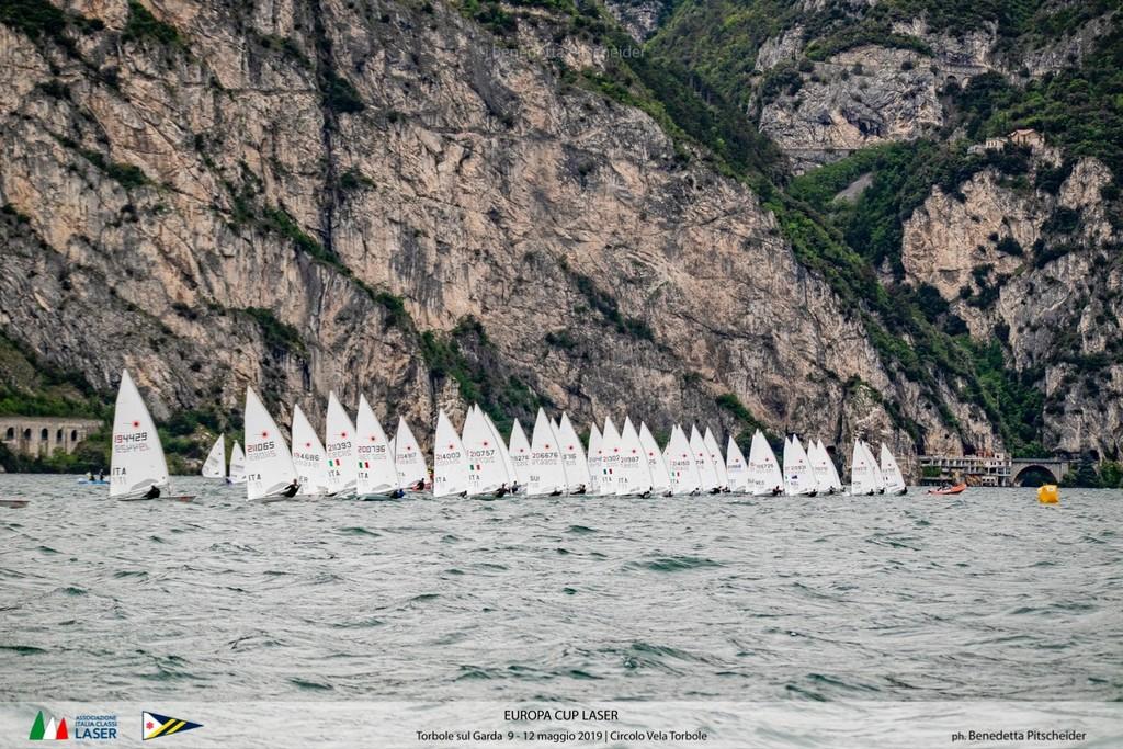 Torbole - EuropaCup Laser 2019 01