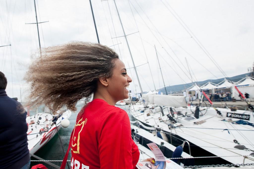 Trieste Barcolana Bora sabato 10-10-2015 49