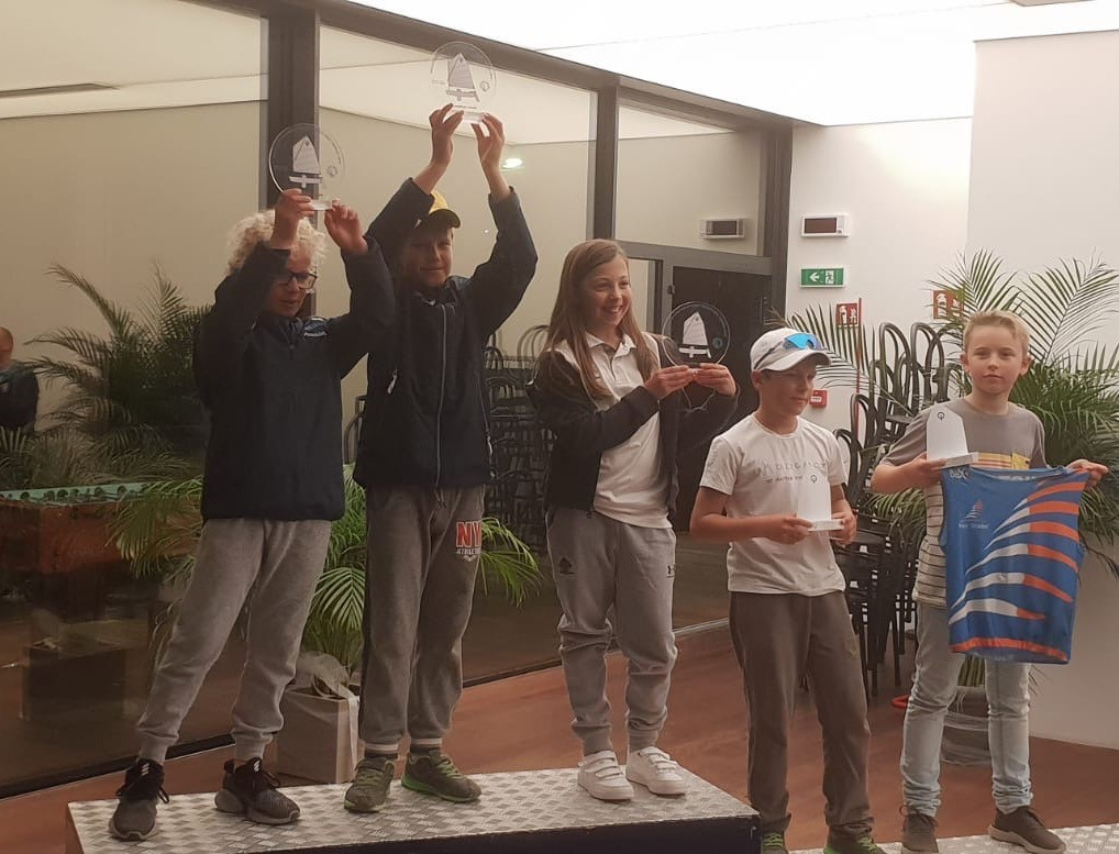 Trofeo Torboli Optimist 2019 day 3 01