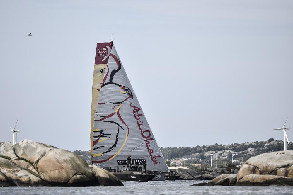 Volvo Ocean Race 2014-15 - Gothenburg Arrivals