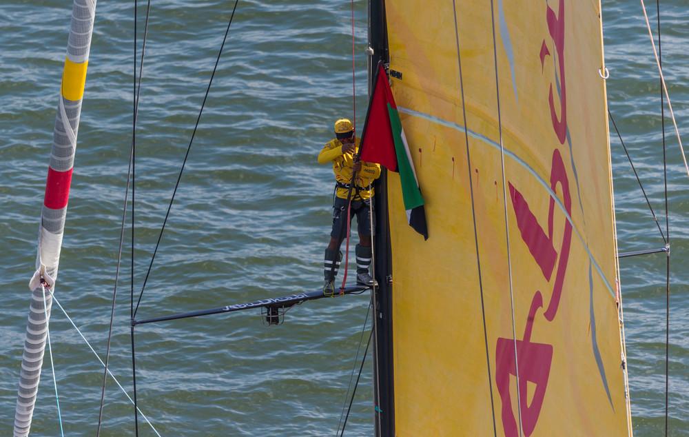 Volvo Ocean race Leg 9 arrivo 29