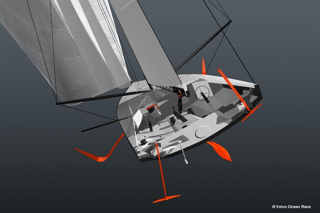 Volvo Ocean Race VOR60 08