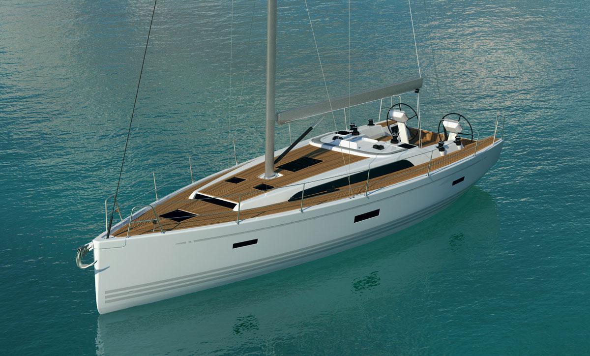X-Yachts X4 01