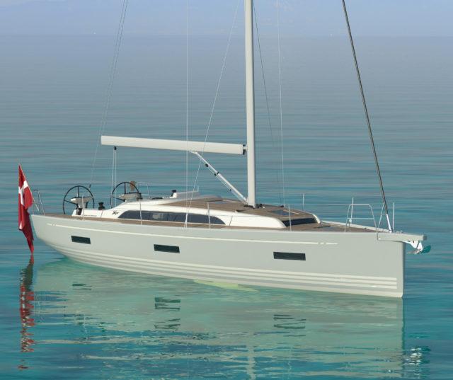 X-Yachts X4-0 01