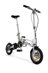 bicicletta pieghevole