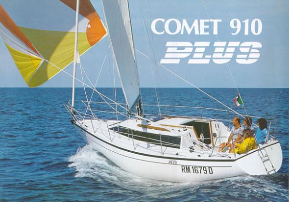 Comet 910 Plus