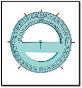 Tattiche di regata Goniometro
