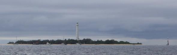 Amedee Island, Noumea.