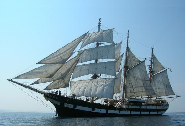 Palinuro nave scuola