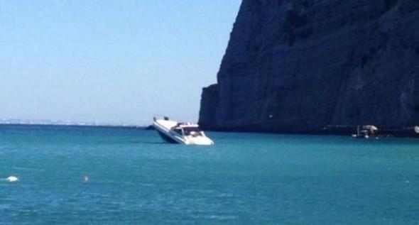 yacht-polonia-affondato meta di sorrento