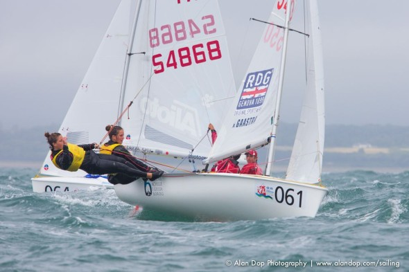 420 and 470 Junior European Championships Pwllheli 2013