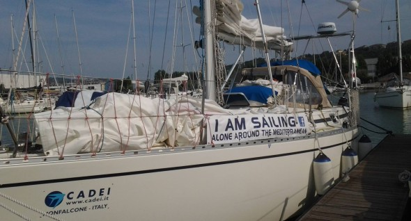 francesco-grasso i am sailing