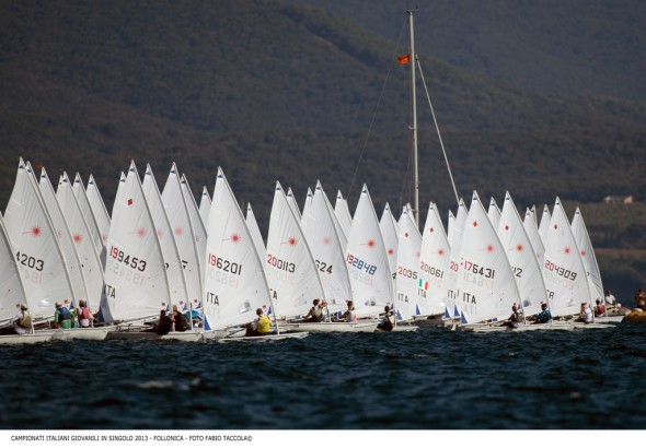 Campionati Nazionali Giovanili 2013-classi in singolo