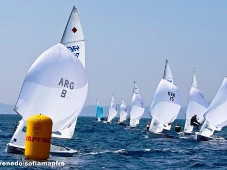 43 S.A.R Princesa Sofia - practice race - ph. renedo
