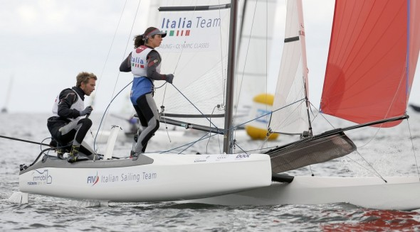 EUROSAF Champions Sailing Cup in Kiel 21th - 29th of June 2014