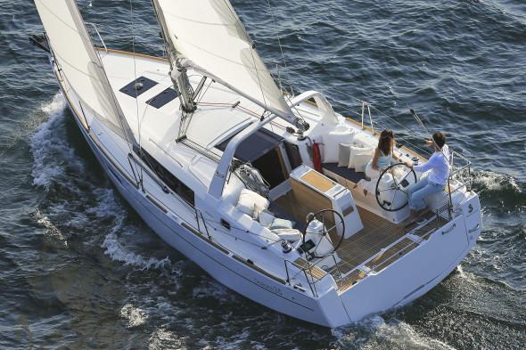 Oceanis 35 - Chantier Beneteau - Ile d'Yeu (FRA,85) - 26/06/2014