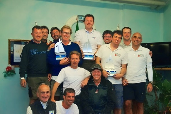 italiano fun 2014 podio