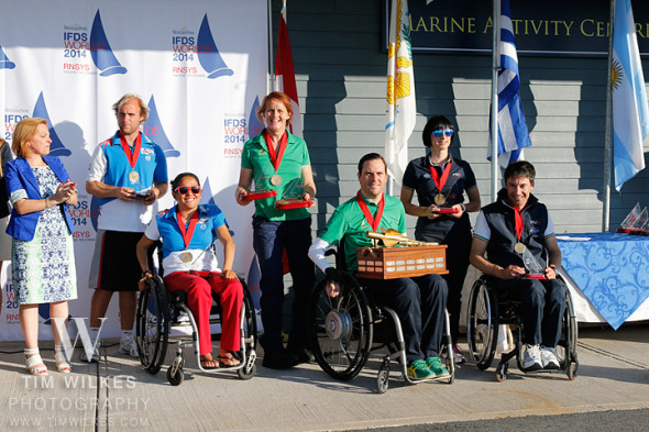 IFDS World Championship 2014 in Halifax, Nova Scotia, Canada