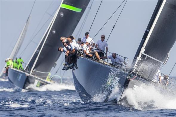 Maxi yacht rolex cup 2014 day 4 01 06