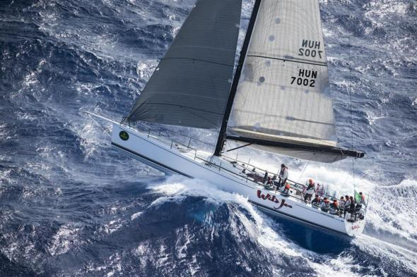 Rolex Middle sea race 2014 3 02