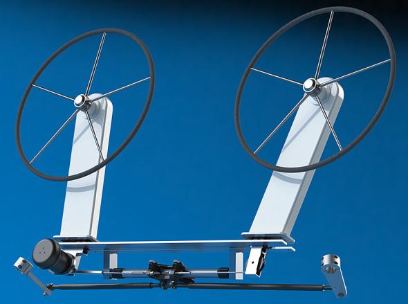 jefa steering system