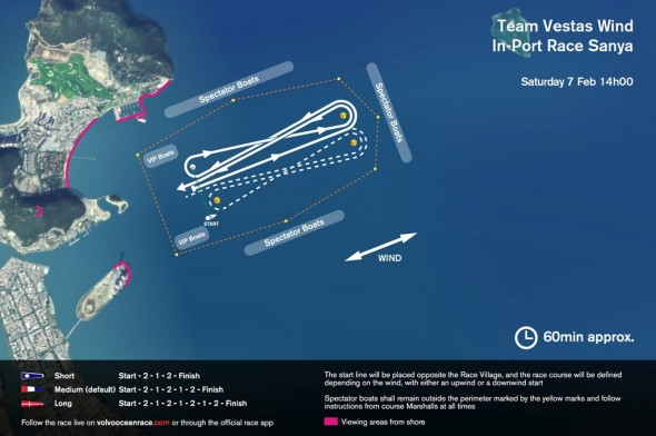 sanya-in-port-race-course-map