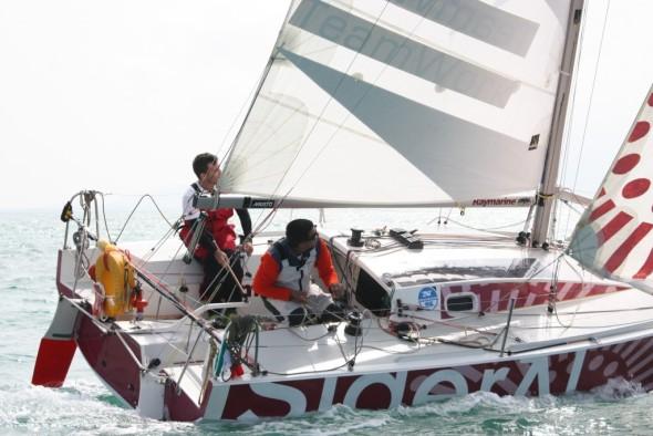 Sideral Argo 650 di Andrea Fornaro e Oliver Bravo de Laguna (Foto Christophe Julliand)