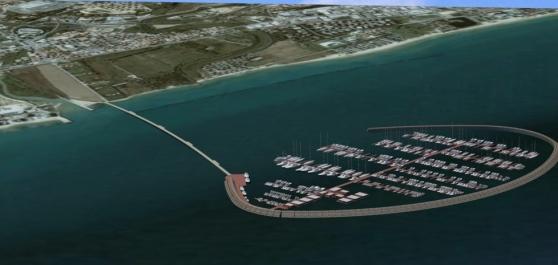 porto galleggiante pescara