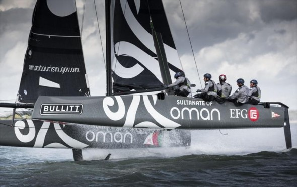 oman sail gc32