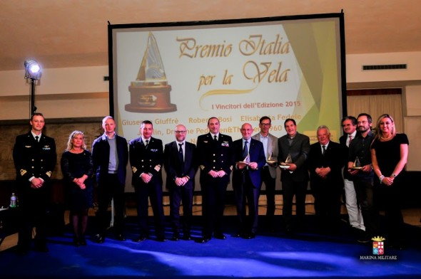 premio italia per la vela 2015