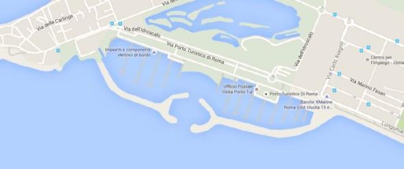 porto turistico di roma