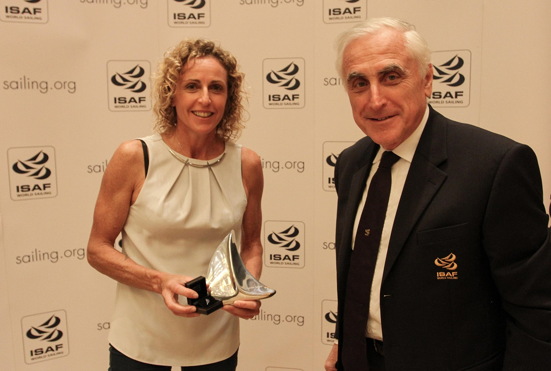 alessandra_sensini_with_isaf_president_carlo_croce