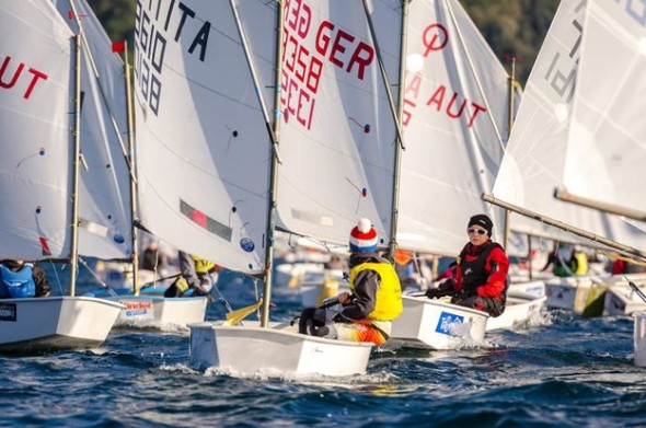 halloween cup optimist 2015
