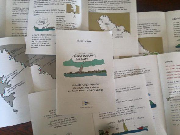 Piccolo Portolano del Golfo Davide Besana