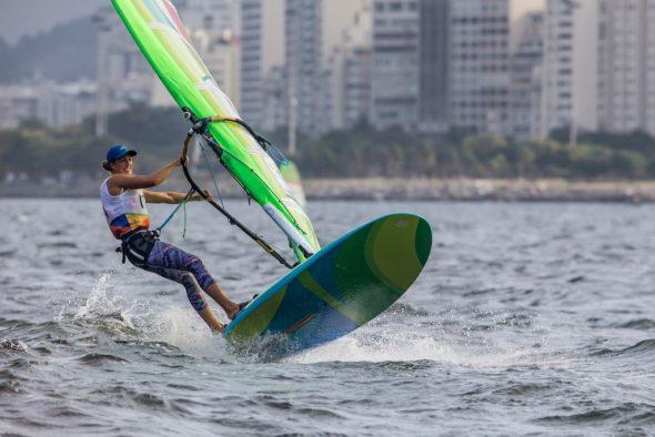 Flavia Tartaglini (foto Sailing Energy/WorldSailing/FIV)