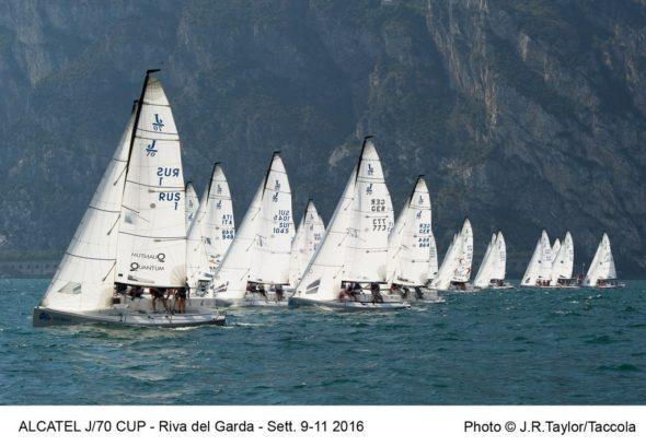 J/70 ALCATEL ONETOUCH Italian Trophy