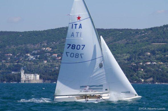 Classe Star in Golfo di Trieste