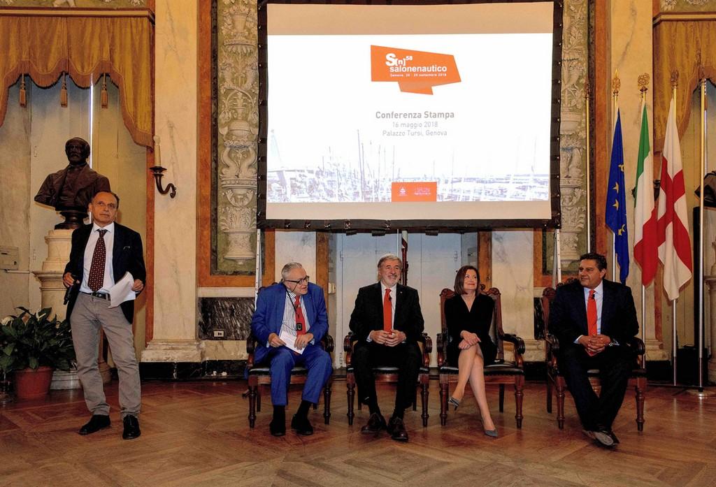 Presentato il Salone Nautico di Genova 2018
