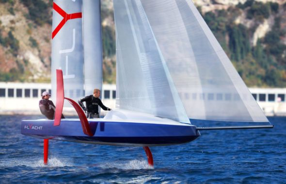 6.5m Flyacht Philippe Briand