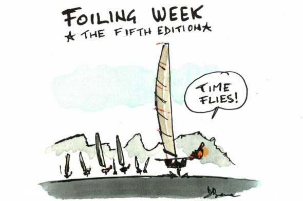 FoilingWeek-FifthEdition
