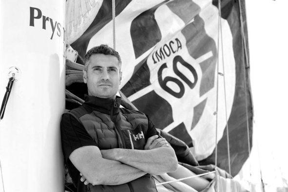 Giancarlo Pedote Vendee Globe