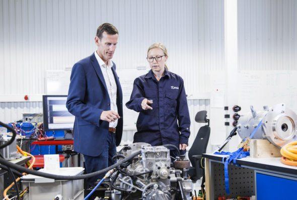 Volvo Penta elettrici e ibridi entro il 2021