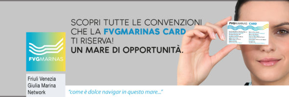 FVG Marinas card