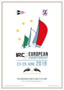 Europeo-IRC-2019-Sanremo